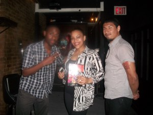FCP CEO/Author/Blogger & Lead Art Director with 23RD Winner Jade Walker